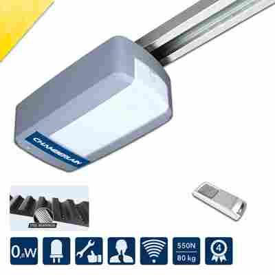Garagentorantrieb 'ML580EV' silber energieeffizient