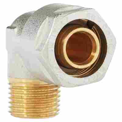 Wiroflex-Klemmringwinkel 20 mm x 1/2 AG