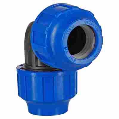 Verbindungswinkel 90° Polypropylen 32 mm x 32 mm