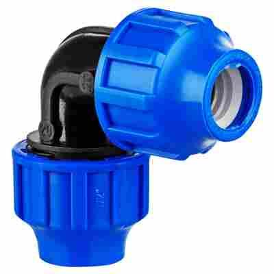 Verbindungswinkel für HDPE-Rohre 20 x 20 mm
