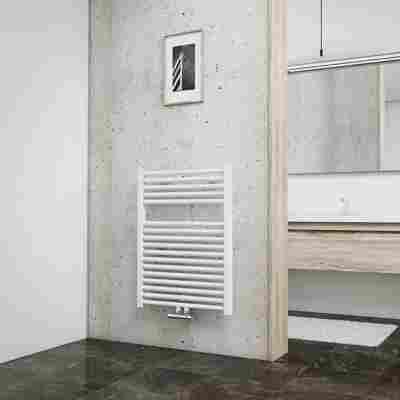 Badheizkörper 'München' weiß 77,5 x 60 cm