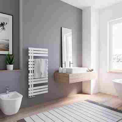 Badheizkörper 'Breda' weiß 106 x 50 cm