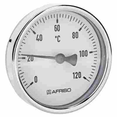 """Zeigerthermometer Ø 63 mm (1/2"""")"""