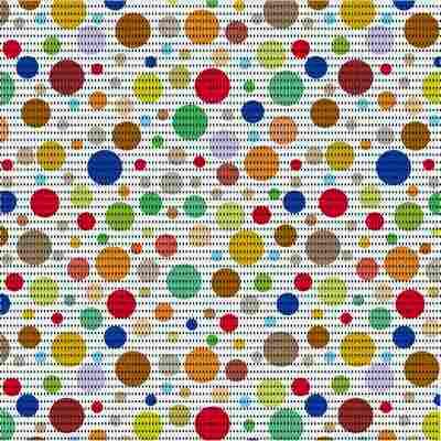 Weichschaummatte 'Comfort' modern-bubbles, Breite 65 cm