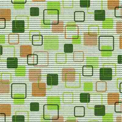 Weichschaummatte 'Comfort' elements-grün, Breite 65 cm