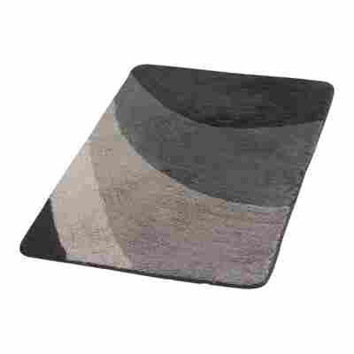 Badteppich 'Tokio' grau 90 x 60 cm