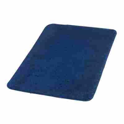 Badteppich 'Palma' blau 90 x 60 cm