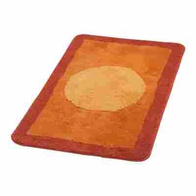 Badteppich 'Macau' orange 120 x 70 cm