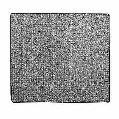 Badvorleger 'Fresh' schwarz 55 x 50 cm