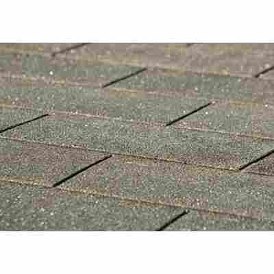 Bitumen-Dachschindeln rechteckig anthrazit 27 m²