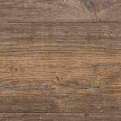 """Bodenbelag CV """"Venedig"""" Holzdiele Rustik braun 4 m"""
