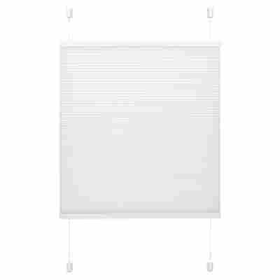 EasyFix Wabenplissee weiß 100 x 130 cm