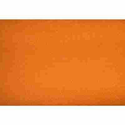 "Dekostoff ""Olé"" Uni mandarin 140 cm Meterware"