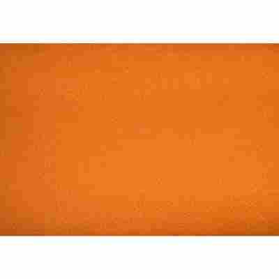"Dekostoff ""Olé"" Uni mandarinfarben 280 cm Meterware"