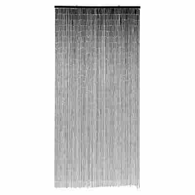 Dekovorhang Bambus taupe 200 x 90 cm
