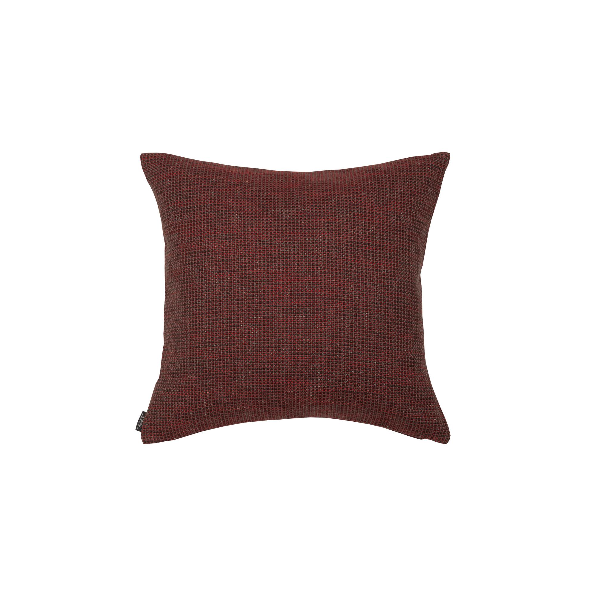 Albani Kissen Newton rot 50 x 50 cm