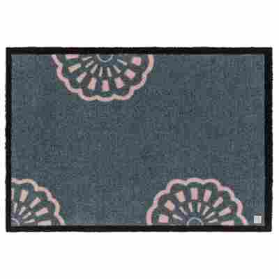 """Fußmatte """"b.b home passion"""" Lace wild mauve 110 x 67 cm"""