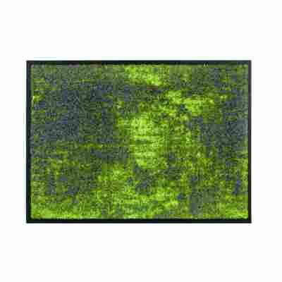 Sauberlaufmatte 'Broadway' 70 x 110 cm vintage grün