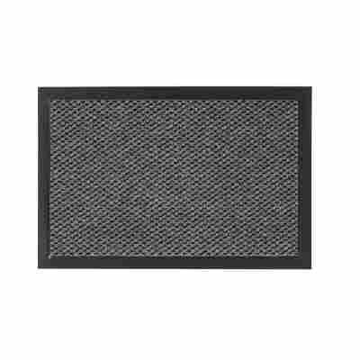 Fußmatte Azurit ca. 40 x 60 cm grau