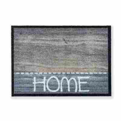 Sauberlaufmatte 'Deco Brush' 50 x 70 cm Home braun