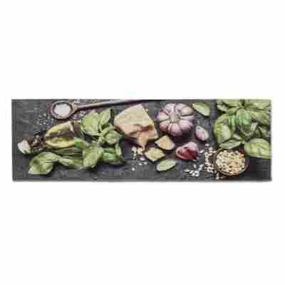 Schmutzfangläufer 'Miabella' 50 x 150 cm Food-Print
