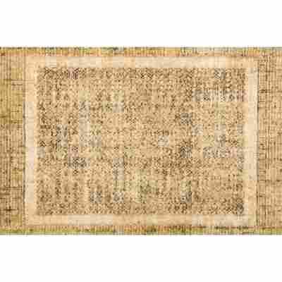 Fußmatte 'BB Square' wild honey 67 x 110 cm
