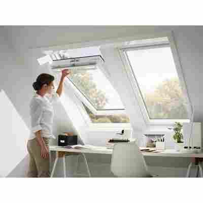 Schwingfenster GGU CK04 0070 Velux weiß