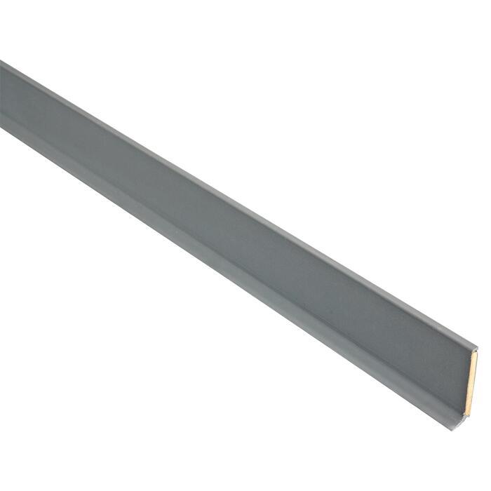 Kernsockelleiste Dunkelgrau 255 X 6 X 1 3 Cm ǀ Toom Baumarkt