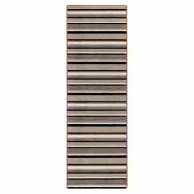 "Reinkemeier Teppich ""Nancy"" 200 x 65 cm beige-grau"