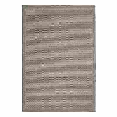 Teppich 'Savannah' braun 57 x 110 cm