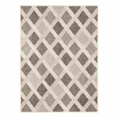 Teppich 'Colorado' 57 x 110 cm creme