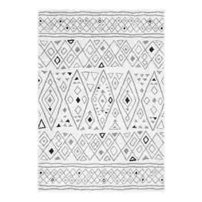 Teppich 'Bolonia' 60 x 110 cm altrosa