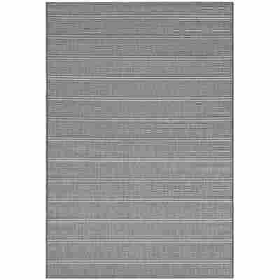 Outdoor-Teppich silber 180 x 120 cm