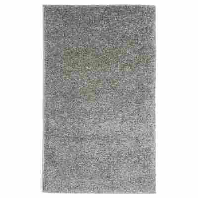Teppich 'Samoa' 140 x 200 cm grau