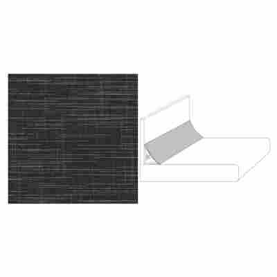 "Wandanschlussprofil ""Plus"" Brown Line grau/weiß 3000 x 20 x 30 mm"
