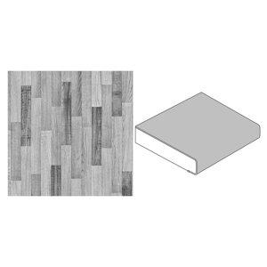 Arbeitsplatte 4100 X 600 X 38 Mm Ravenna Grau ǀ Toom Baumarkt