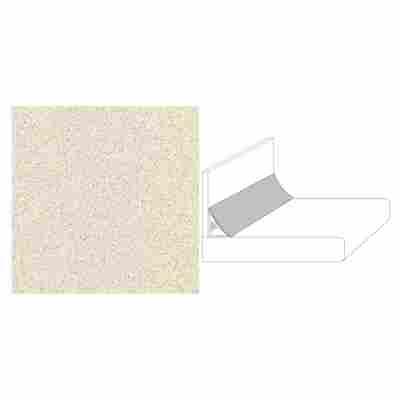 "Wandanschlussprofil ""Plus"" 20 x 3000 mm Fabrini Beige"
