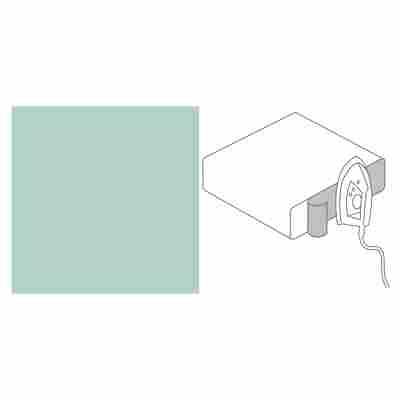 "Dekorkante ""GetaLit flex"" Glasgrün 650 x 44 mm"