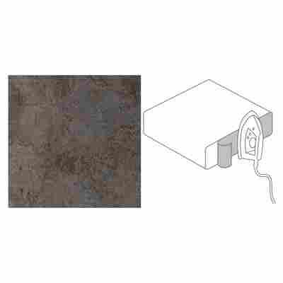 "Dekorkante ""GetaLit flex"" Metall Versicolour 650 x 44 mm"