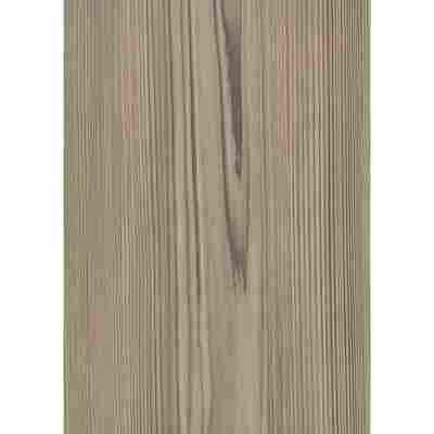 Küchenarbeitsplatte 'SES 373 SI' 410 x 60 x 3,9 cm braun