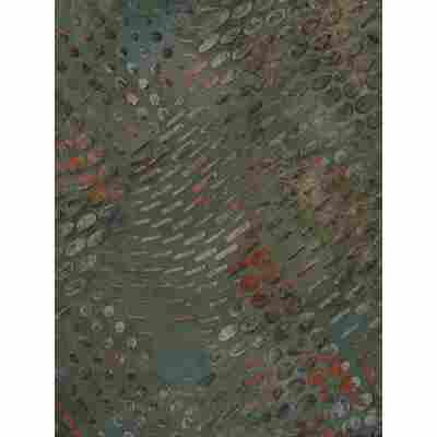 Küchenarbeitsplatte 'D 2201 CR' 410 x 60 x 3,9 cm kupfer