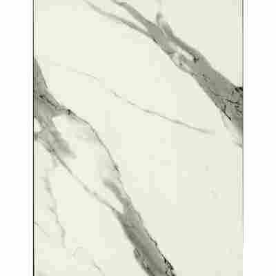 "Dekorkante ""GetaLit flex"" Marmor Arabesque weiß 650 x 44 x 0,3 mm"