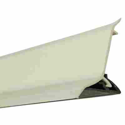Wandanschlussleiste Classic 3 m weiß