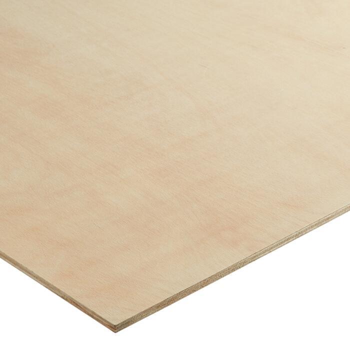 Sperrholzplatte Buche 1200 X 600 X 8 Mm ǀ Toom Baumarkt