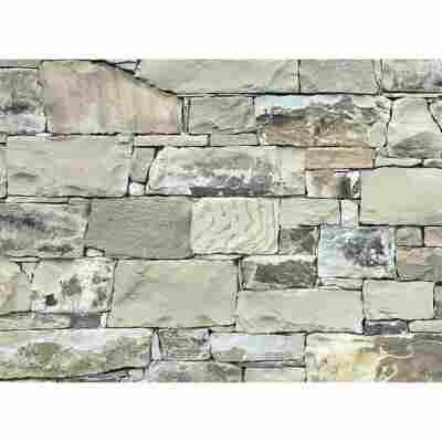 Glasrückwand 'WandArt vitre' 80 x 58,5 cm new bricks
