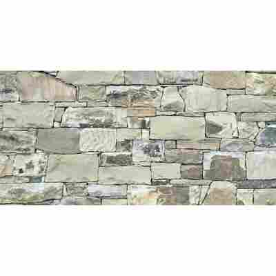 Glasrückwand 'WandArt vitre' 120 x 58,5 cm new bricks