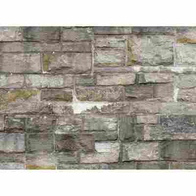 Kompaktschichtstoff 'WandArt easy' 80 x 58,5 cm old castle wall