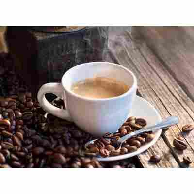 Kompaktschichtstoff 'WandArt easy' 80 x 58,5 cm coffee beans