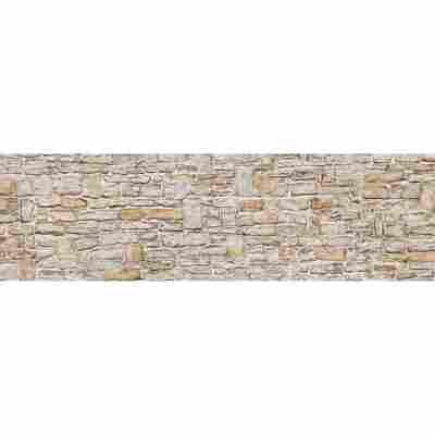Kompaktschichtstoff 'WandArt easy' 200 x 58,5 cm historic wall light