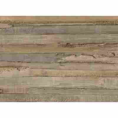 Kompaktschichtstoff 'WandArt easy' 80 x 58,5 cm antique wood